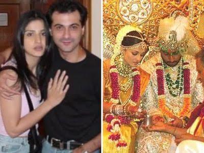 Sanjay Kapoor's wife Mahdeep saw Aishwarya Abhishek's wedding with binoculars